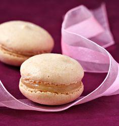 Macarons au lemon curd, la recette d'Ôdélices : retrouvez les ingrédients, la préparation, des recettes similaires et des photos qui donnent envie !