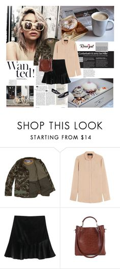 """21/04/2017 Rosegal 22"" by dunoni ❤ liked on Polyvore featuring Junya Watanabe, By Malene Birger and rosegal"
