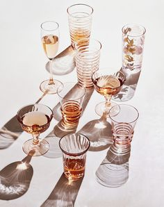 Everything You Ever Wanted to Know About Depression Glass Collectibles expert Jeni Sandberg shares her pro tips for sourcing and styling vintage glassware in the hottest color of the moment. Glass Photography, Still Life Photography, Vintage Glassware, Light And Shadow, Color Inspiration, Instagram, Home Decor, Shadows, Wedding Bouquet