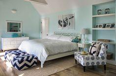 bedroom | Martha's Vineyard Interior Design