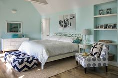 bedroom | Martha's Vineyard Interior Design