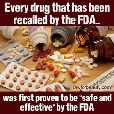 Dont buy the lies anout FDA approved. Its all about greed and money.