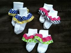 Super Cute!!!  Can make any color!  Visit PUNKIN SEEDS on Facebook!!