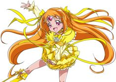 Cure Muse Pretty Cure, Pretty And Cute, Glitter Force, Anime Music, Manga Games, Muse, Illustrations And Posters, Magical Girl, Cool Girl