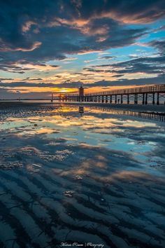 Sabbiadoro Sunrise by Michele Rossetti #reflection