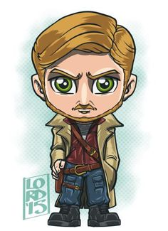 @RattyBurvil #RipHunter!! @LoTWritersRoom @TheCW_Legends The roster grows!! From Time Lords to Time Masters! #LegendsofTomorrow #Lordmesaart