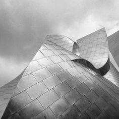 #DisneyConcertHall by Frank Gehry #sundaybldgfeature