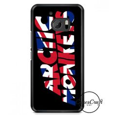 Arctic Monkeys Black And White HTC One M10 Case
