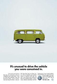 Volkswagen Kombi love on wheels
