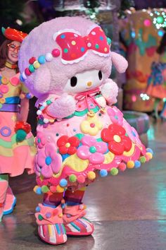 Pink Sheep, Cute Anime Profile Pictures, My Melody, Sanrio, Beautiful Day, Piano, Hello Kitty, Aesthetics, Cute Outfits
