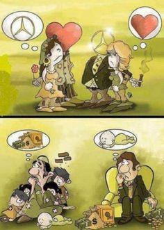 Será esta a sociedade em que vivemos? Ilustrações que dão que pensar