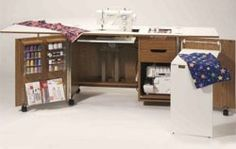 Beautiful Fashion Sewing Cabinets Of America