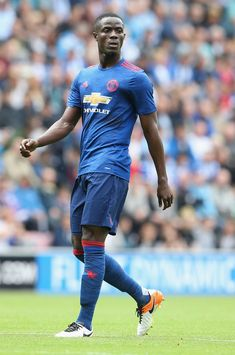 Eric Bailly debut for Manchester United. Man Utd Fc, Most Popular Sports, Manchester United Football, Professional Football, Man United, World Of Sports, Premier League, Soccer, The Unit