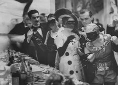 Bal w Akademii Sztuk Pięknych, 11 stycznia 1936 r. NAC