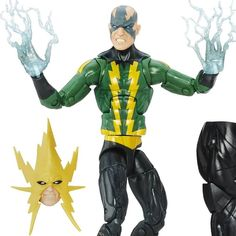 "Jazz hands! New review up on www.FLYGUY.net for Marvel Legends 6"" Electro.  #hasbro #marvellegendscollector #marvellegendsfans #marvellegends #marvellegendscommunity #marvel #marvellegendsseries #sixinch #spiderman #actionfigures #review #electro #toys #toystagram #FLYGUY #FLYGUYtoys #googleplus"