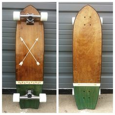 The Killdeer (Longboard) by Salemtown Board Co.