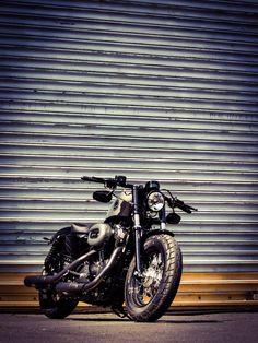 Harley Davidson Sportster 48.
