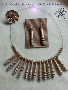 Parure oro capsule Nespresso pls. visit www.facebook.com/lemilleeunaideedichiara