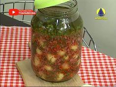 Santa Receita | Mini curso comidas de boteco: batatinhas em conserva por Júlio Cruz - 27 de Julho - YouTube