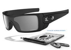 757309e47403c Oakley Batwolf Sunglasses Black print frame gray lens
