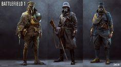 Battlefield 1 Concept Art on Behance