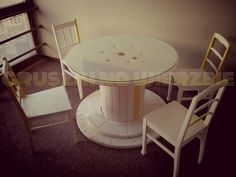 conference eco table