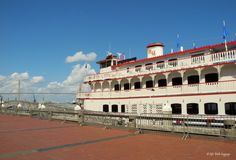 Savannah River Boat...Tracy and I went on a dinner cruise in Oct of 2011...very nice!!