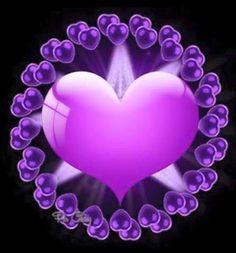 Purple hearts!!!