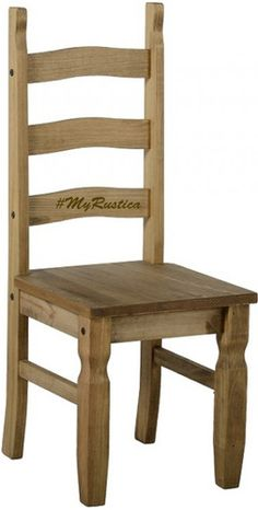 Wooden Chairs chair, farm chair, ladder back chair, wooden chair, stained chair