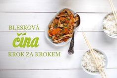 Perfektní čína – recept pro jednu pánev a pět minut času
