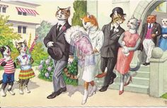 Mainzer Cat Postcard | by Mailbox Happiness-Angee at Postcrossing