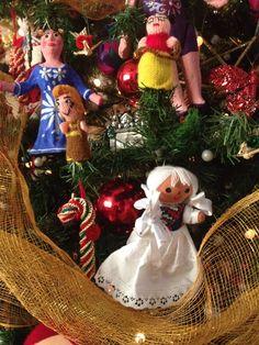 #ragdoll #christmastree #christmas #navidad #toys #juguetes #muñeca #navidad