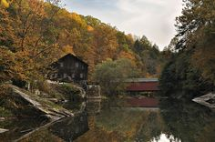 McConnells Mill State Park, Lawrence County, PA (off Route 422/Route 19)