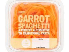 Keine Lust auf Nudeln und Kohlenhydrate? Keine Lust Gemüse-Spiralnudeln selber zu machen? In UK gibt es die Lösung.