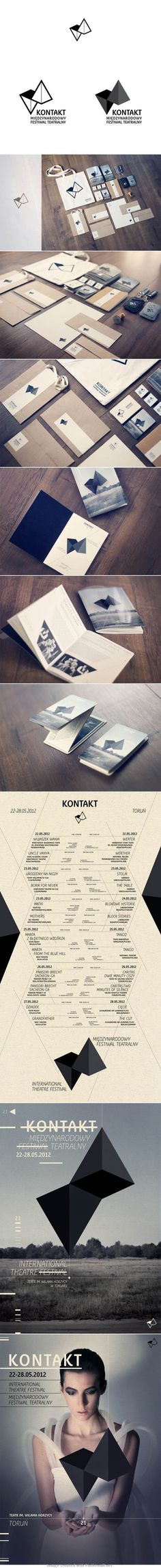 Graphic design: 25 quality projects based on visual identities and branding | Blog du Webdesign