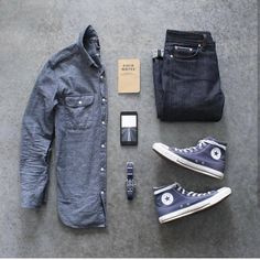 """375 Likes, 3 Comments - SOSO - Custom Made Denim (@sosobrothers) on Instagram: """"SOSO - Custom Made Jeans & Jackets Awesome looking outfit grid by Mr @awalker4715 showing off his…"""""""