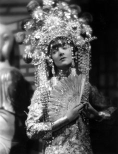 "Myrna Loy in ""The Mask of Fu Manchu"" (1932)"