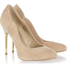 Natalia Vodianova by Centro for The Naked Heart Foundation Pumps - All proceeds from these glam pumps go to charity