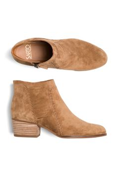 My very favorite everyday ankle boots.  Sign up for Stitch Fix and your Stylist will send the perfect pieces right to your doorstep. Fill out a quick Style Profile online, set your budget & try on handpicked styles in your own home. Keep what you love and send the rest back. Free shipping & returns, always! #ad