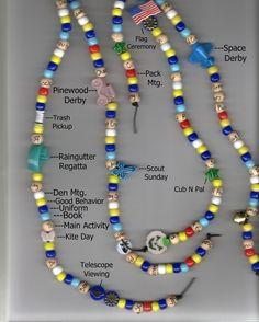 Den doodle beads for a Bear Den doodle                                                                                                                                                     More