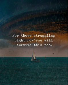 You will survive.. via (https://ift.tt/2HgV7QM)