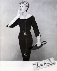 vintage fashion 1959 | ... in advertising from the 1950s vintage ads vintage advertising to women
