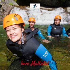 Canyoningtour bei der Gößfällen Rafting, Malta, Outdoor, Adventure, Sports, Outdoors, Hs Sports, Malt Beer, Excercise