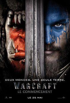 Affiche de Warcraft