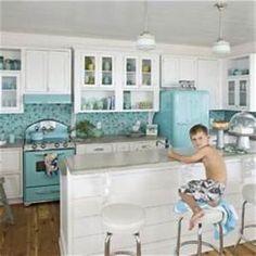 Blue Tile Backsplash Kitchen Light Blue And Turquoise Mosaic Tile Light Blue Backsplash In . Pink Bathroom Accessories, Bathroom Colors, Mosaic Bathroom, Small Bathroom, Kitchen Cabinet Styles, Kitchen Cabinets, Galley Kitchen Design, Kitchen Designs, Blue Tile Backsplash Kitchen