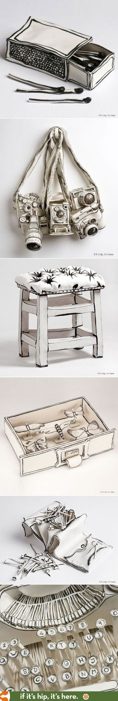 »The illustrative sculptural ceramics of Katharine Morling« #ceramics #art