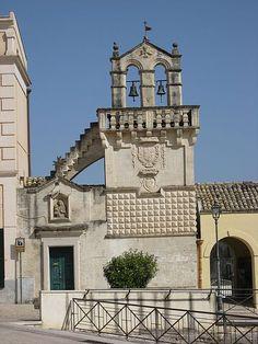 Mater Domini Church, Matera, Italy