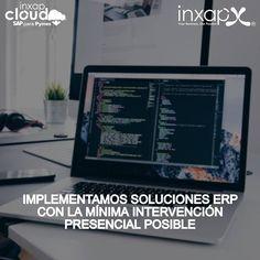 """La forma en la que nos relacionamos cambió para siempre. En Inxap SAP Gold Partner lo sabemos desde antes de la contingencia y trabajamos desde hace 7 años para asegurar hoy los negocios y empresas del futuro. . Escríbanos desde el botón """"Contacto"""" ubicado en nuestro perfil de Instagram para saber cómo implementar el mejor ERP a nivel mundial con la mínima intervención presencial posible. . . . . . #SAPBusinessOne #SAP #Cloud #Inxap #InxapCloud  #Retail #Colaboración #quedateencasa… Monitor, Shape, Future"""