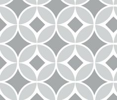 Light Gray Fabric  Ripple circle pattern by PaletteFabrics on Etsy, $35.00 Gray Fabric, Circle Pattern, Kitchen Remodel, House Ideas, Spaces, Wallpaper, Unique Jewelry, Handmade Gifts, Closet