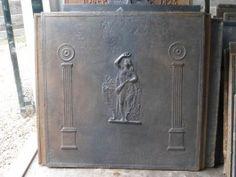 Plaque de cheminée Abundance à vendre chez https://www.plaque-de-cheminee.fr